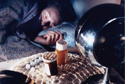 Снотворное укорачивает жизнь