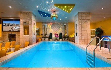 Посмотрев, что делают с ванной для сауны и бани современные дизайнеры