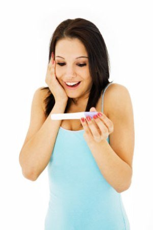 Определить беременность в домашних условиях при помощи йода