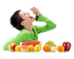 правильное питание как начать худеть