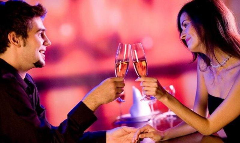 поведение мужчины на первом знакомстве