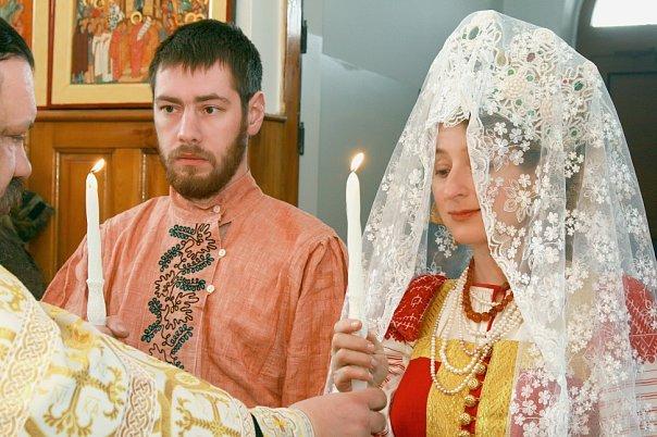 старинный русский обряд знакомства