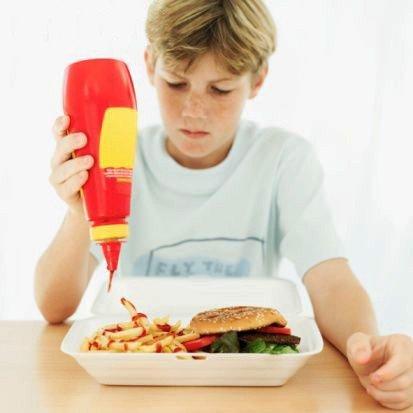 Правильное питание для детей и подростков