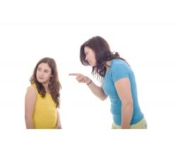 Проблемы в семье между родителями и детьми