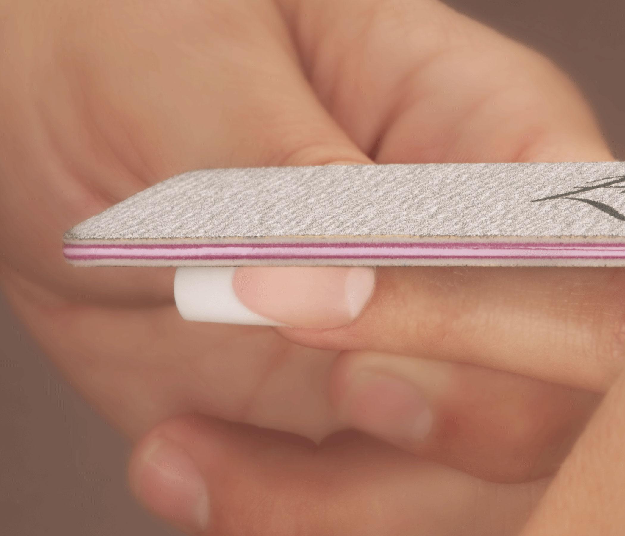 Правильная форма нарощенного ногтя фото