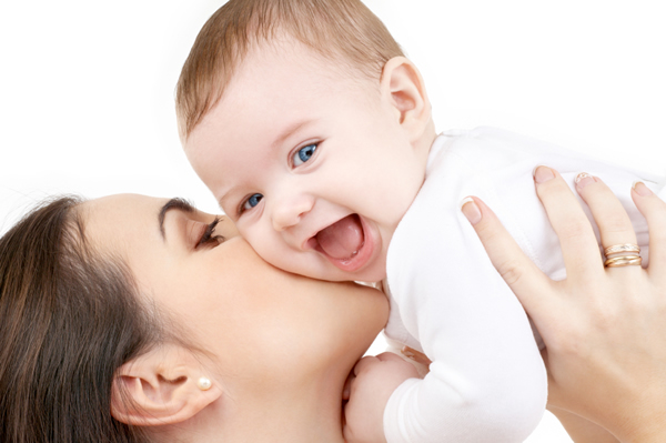 Воспитать в ребенке любовь к матери
