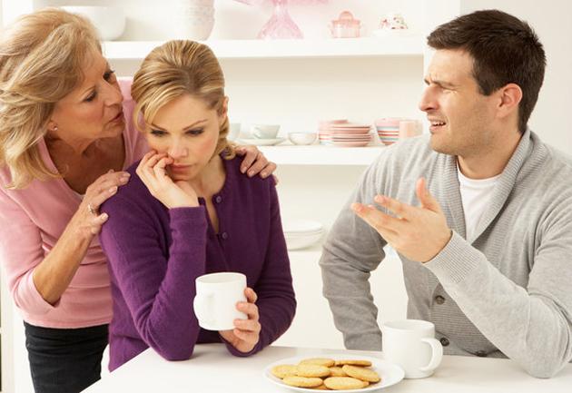 Как объяснить мужу что он неправ