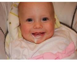 Частое срыгивание у грудного ребенка