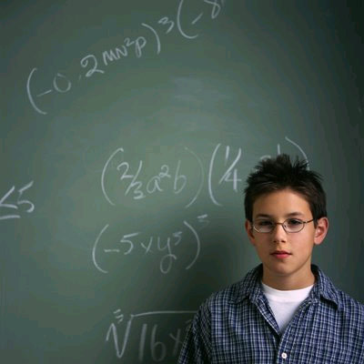 Ребенок не понимает математику