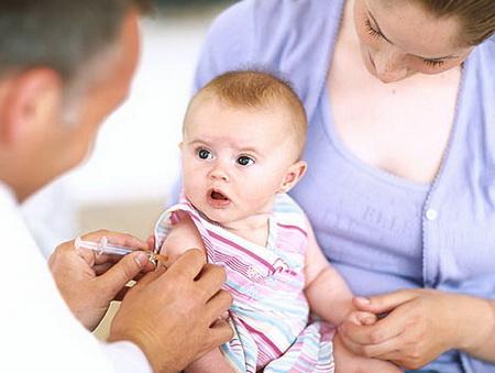 Какие прививки делают грудничкам - 3