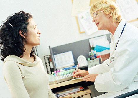 Видео осмотр у гинеколога пособие