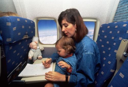 Что делать в самолете лечу в первый раз