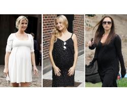 Как должна одеваться беременная