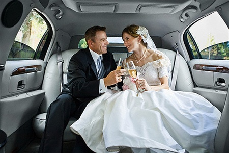 Свадьба через агентство