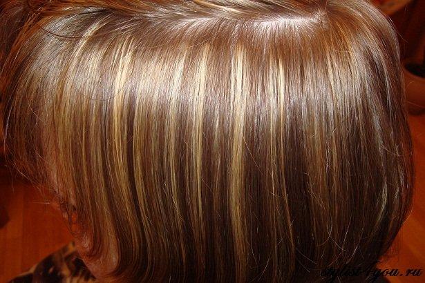 Как сделать колорирование в домашних условиях на темные волосы