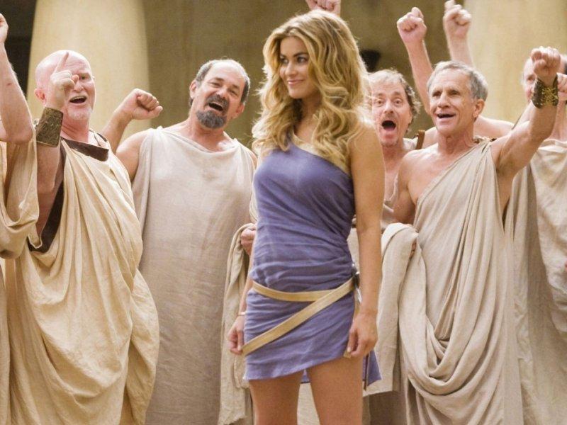 Carmen electra meet the spartans - 1 part 8