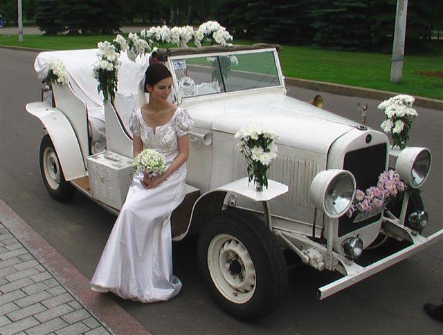 Аренда машин на свадьбу 51