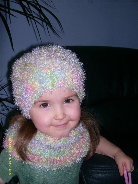 Связать шапочку детскую