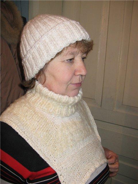 связать женскую шапку - Сумки