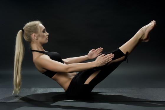 Упражнения для похудения ног для женщин