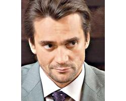 Актер Дмитрий Миллер