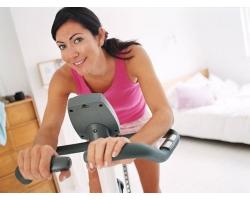 Как похудеть, занимаясь на велотренажёре?