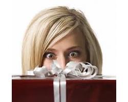 Как попросить мужчину сделать подарок