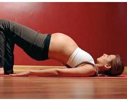 Калланетика: комплекс упражнений для беременных