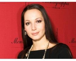 Телеведущая Дарья Спиридонова