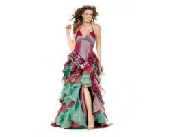Вечерние платья в испанском стиле