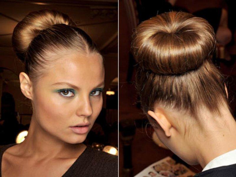 Лучшие высокие прически на длинные волосы Помощь в создании прически
