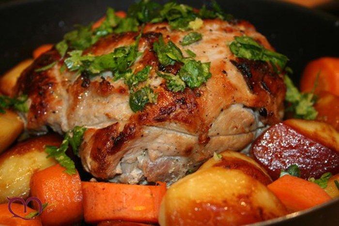 Как вкусно приготовить мясо в новый год