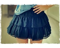 Как сшить модную юбку?