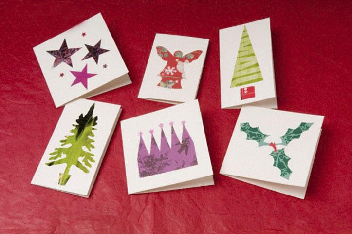 Бумага и картон для открыток своими руками 22