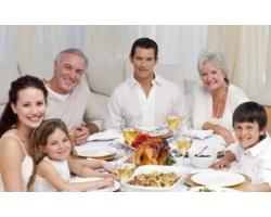 Совместный ужин или обед: идеальный способ сплотить семью