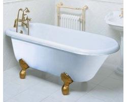 Чугунные ванны: современны, как никогда
