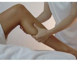 Антиварикозный массаж ног