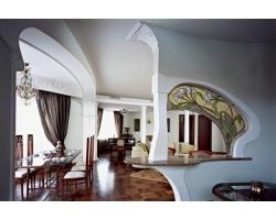 Мебель в стиле русский модерн