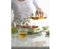 Оливковое масло в детском меню