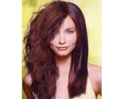 Выпрямление вьющихся волос