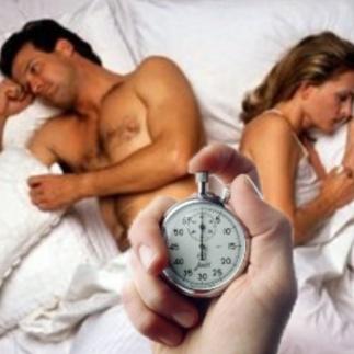 Онанизм продолжительность секса