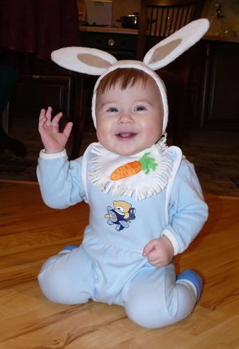 Сшить костюм зайчика для мальчика своими руками