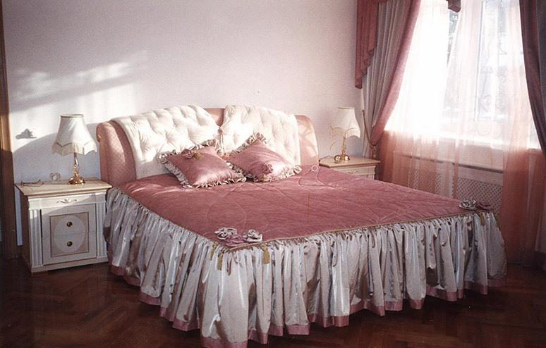 Покрывала на кровать в спальню своими руками