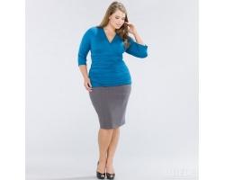 Советы для фигуристых женщин. Size Up лучше чем нулевой