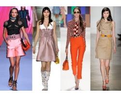 Выбор одежды для фигуры прямоугольного типа