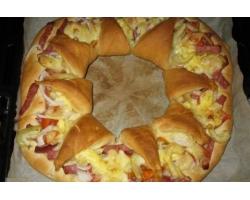Пицца «Бублик»