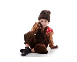 Как сшить костюм медведя?
