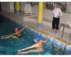 Варикоз и занятия аквааэробикой