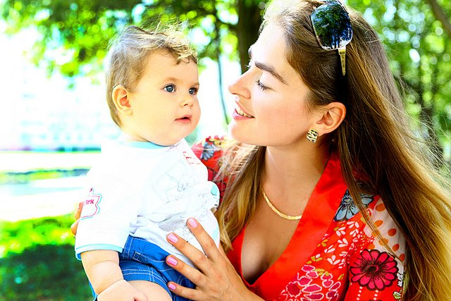 Избавиться от материнского чувства