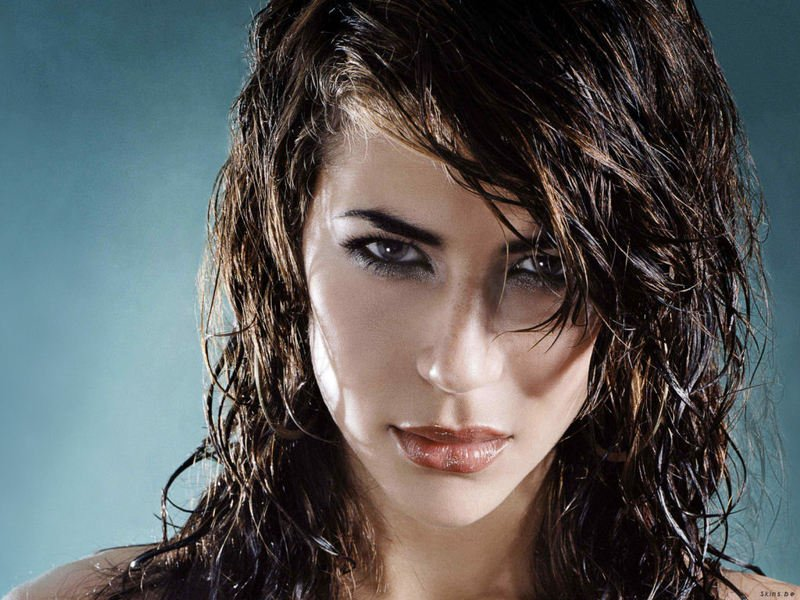 Как сделать укладку на мокрые волосы